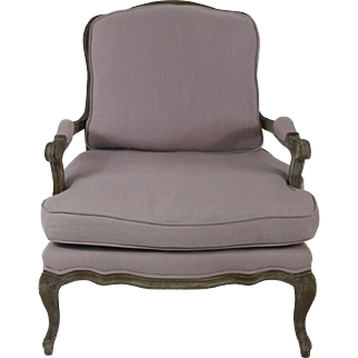 Large French-Style armchair