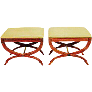 Neo Classic Stools by Baker Furniture