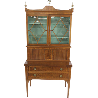 Sheridan Style Drop Front Desk by Beacon Hill Furniture
