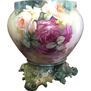 Limoges Jardiniere / Planter / Vase