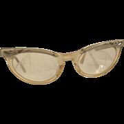 Vintage 1950's American Optical Cat Eye Glasses