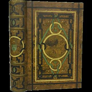 Machiavelli's The Prince Vintage Tin Book Box.