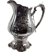 Sir Christopher Sterling Water Pitcher by Wallace