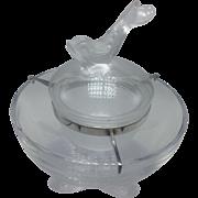 Lalique Cavier Server
