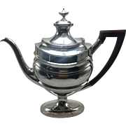 Gorham Sterling Coffee Pot with Urn Finial