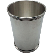International Sterling Mint Julep Cup