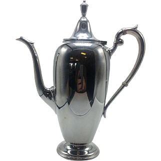 Gorham Sterling Coffee Pot