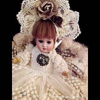 Delightful Antique Hermann Steiner Mignonette Doll