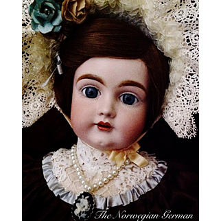Flawless Antique Kestner Puppe ~ Doll Collector