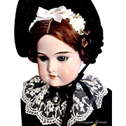 Gorgeous Antique Armand Marseille Doll ~ 19""