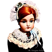 "Exquisite Antique Kestner Doll ~ ""Luck of the Irish"" ~ 18"""