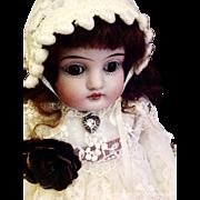 Adorable Tiny Antique Johannes Kestner Doll ~ 154