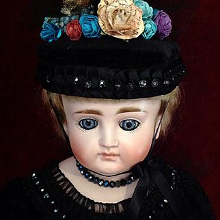 "HOLIDAY SEASON SALE | Beautiful Johann Kestner Antique Fashion Doll ~ 28"""