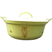 DRU Cast Iron Cookware from Holland. Heavy Duty Pot with Lid.