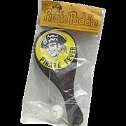1979 Official Pirate Paddle. Pittsburgh Pirates Baseball NIP. Sealed