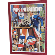 Mr. President Game of Campaign Politics. 3M Company 1971