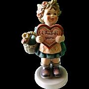 Hummel #387  Valentine Gift