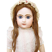 Very nice antique closed mouth Jumeau Bebe