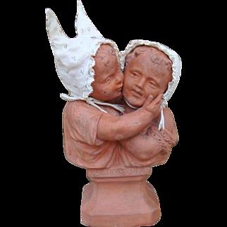 Adorable antique Terracotta