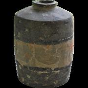 Western Han Dynasty Wine Pot 206 B.C.-220 A.D.