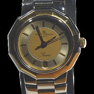 Ladies Vintage Baume & Mercier Riviera Watch with Date