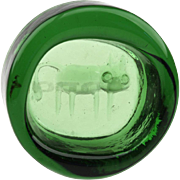 Boda Sweden Art glass, Small Ashtray or Decorative Bowl..