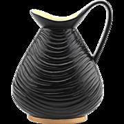 Vintage Handled West German Pottery no. 913 Vase..