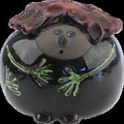 Vintage Jie Gantofta Sweden Troll Figurine..