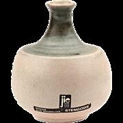 Vintage JIE Gantofta Sweden Small Vase..