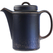 Arabia of Finland Ruska Coffee Pot..