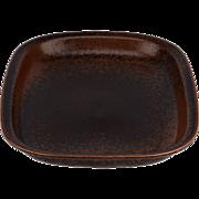 Arabia of Finland Ruska Rectangular Low Au Gratin Baker Serving Dish Stoneware..