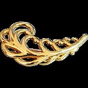 18 Karat (750) Yellow Gold Tiffany & Co. Brooch