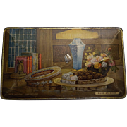 RARE Montague Cracker and Candy Company Tindeco Candy Tin...Pure As Gold