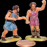 Vintage Elastolin Figures 40 mm Romans