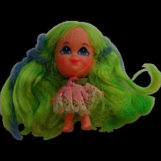 Vintage Mattel Apple Blossom Liddle Kiddle Doll (1967) - Kologne Collection #3707