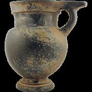 Greek Black-Ware vessel