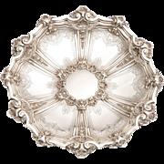 Portuguese Sterling Silver Tray