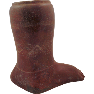 Chinesco Foot Vessel