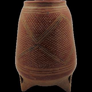 Chupicuaro Tapered Cylinder Vase