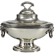 19th Century Sterling Silver Tureen by John C. Moore for Tiffany & Co.