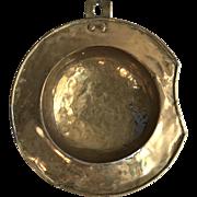 Antique Dutch Brass Surgeons Bleeding Bowl