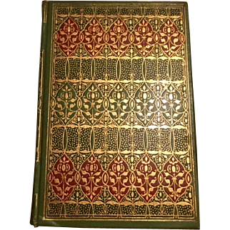 Lalla Rookh by Thomas Moore, published by Henry Altemus 1800's