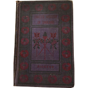 A Child's History of England by Charles Dickens, Published by The Mershon Co in the 1930's