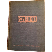 Experience by Nancy Brown as published in The Detroit News, 1st Edition 1932