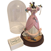 Disney Collectors Society A Lovely Dress for Cinderella, limited edition