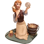WDCC They Can't Stop Me from Dreaming Cinderella Figurine in Original Box