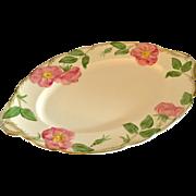 Franciscan Desert Rose Small Serving Platter, Gladding and McBean