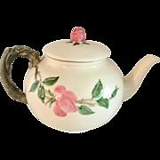 Franciscan Desert Rose Teapot  circa 1940's