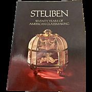 Steuben Seventy Years of American Glassmaking