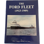 The Ford Fleet (1923 - 1989) 1st Edition by Clare Snider and Michael Davis